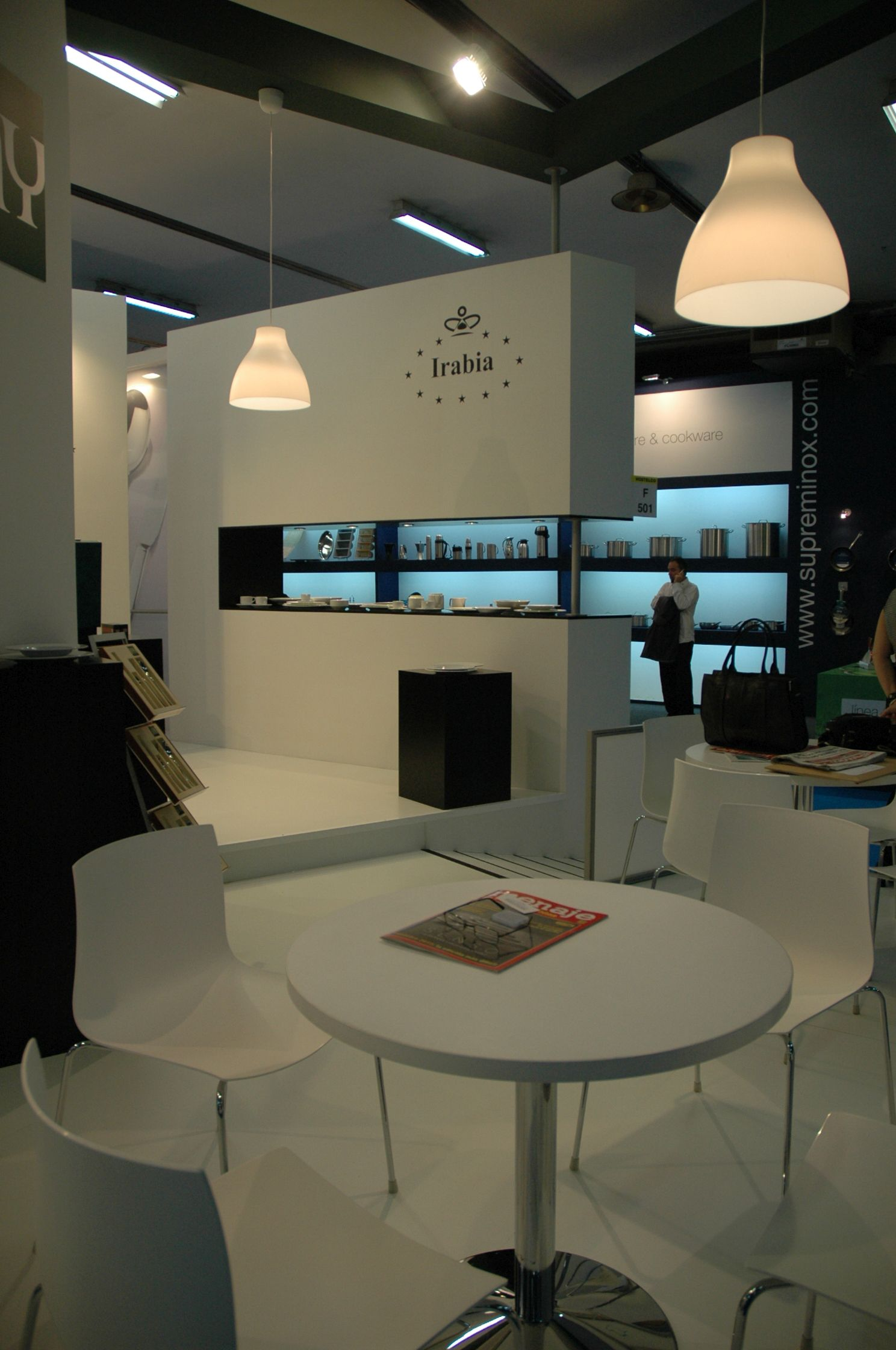 Diseño stands JAY 2010