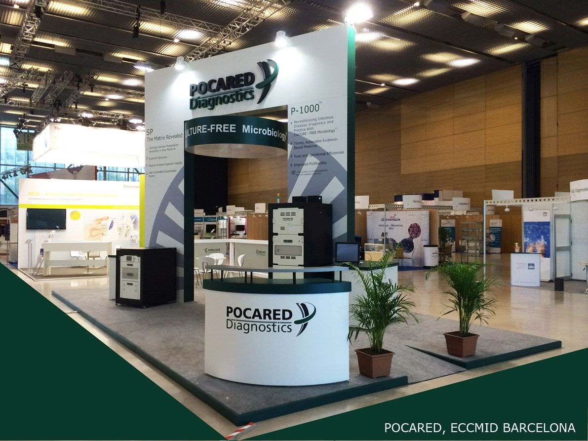 PROCARED Stand Construction 2014