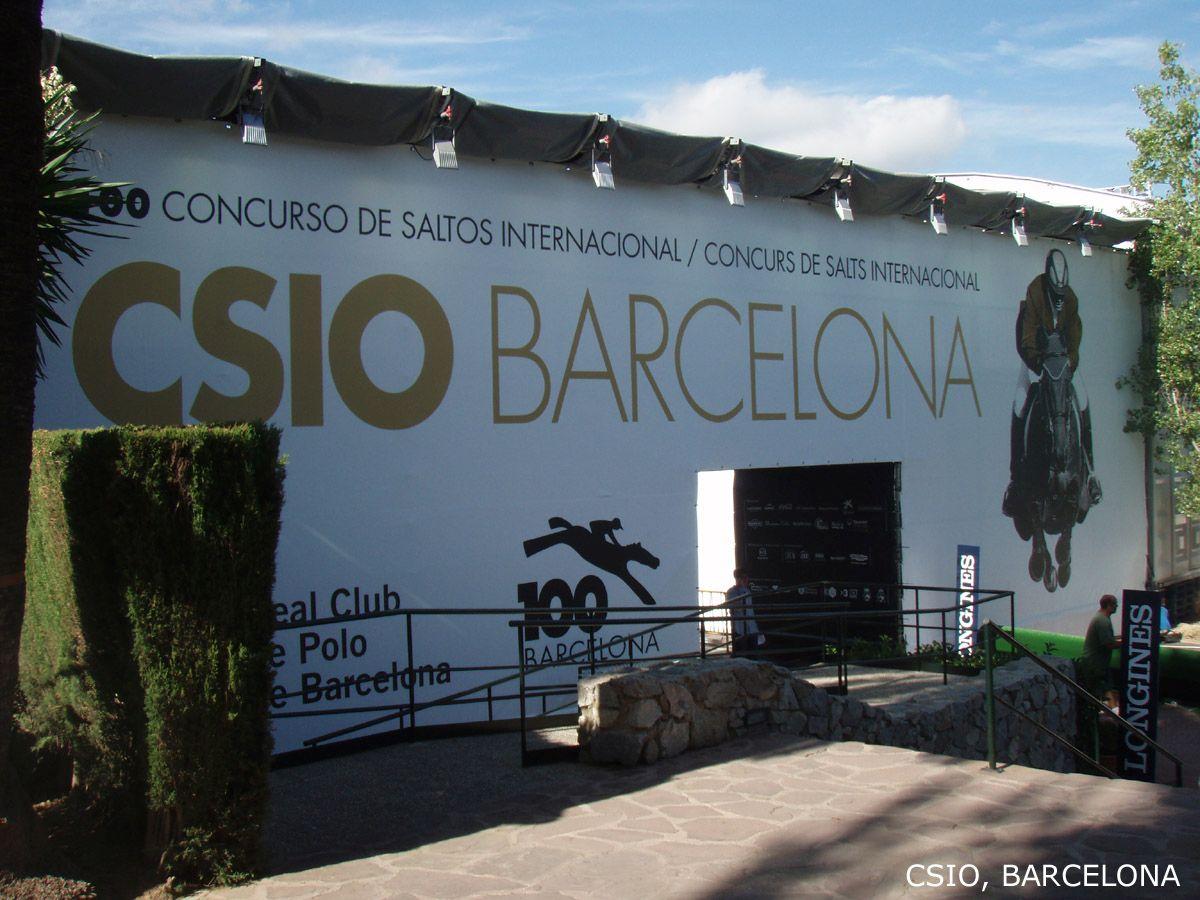 Diseño de stands CSIO 2011-2013
